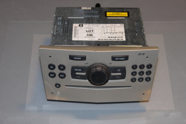 Opel Corsa CD Player (2007)
