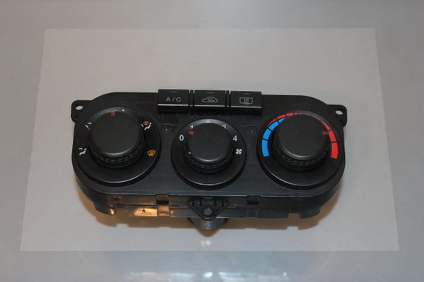 Hyundai Coupe Heater Control Switch (2004)