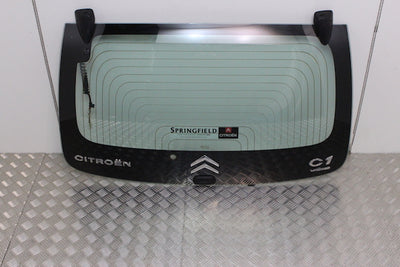 Citroen C1 Tailgate Glass (2007)