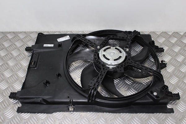Fiat Punto Cooling Radiator Fan Motor (2008)