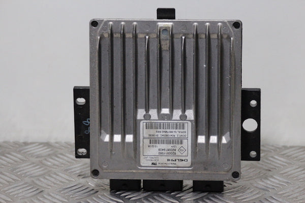 Renault Megane Engine Ecu (2008)