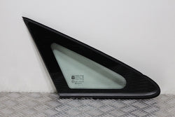 Opel Corsa Quarter Panel Window Glass Front Drivers Side (2007)