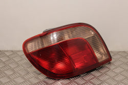 Toyota Yaris Tail Light Lamp Passengers Side (2000)
