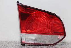 Volkwagen Golf Tail Lamp Inner Drivers Side (2009)