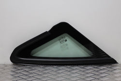 Opel Astra Quarter Panel Window Glass Front Drivers Side (2013)