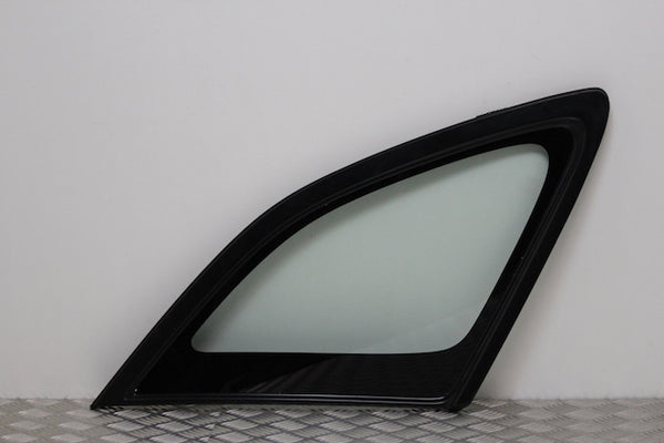 Mazda 323 Door Quarter Window Glass Rear Passengers Side (2001)