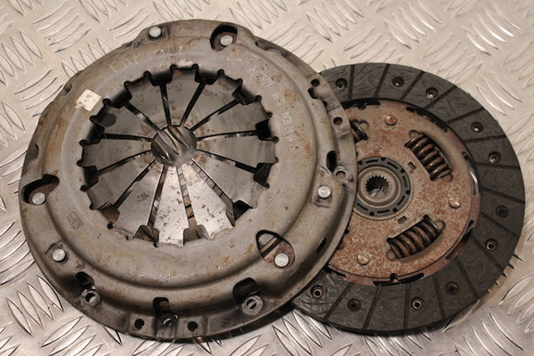 Fiat Punto Clutch Pressure Plate and Disc (2008)