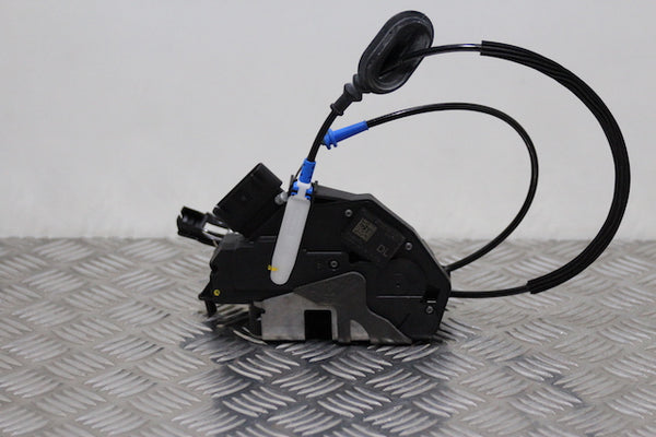 Ford Fiesta Door Lock Assembly Front Drivers Side (2012)