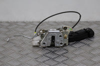 Toyota Aygo Door Lock Assembly Front Drivers Side (2007)