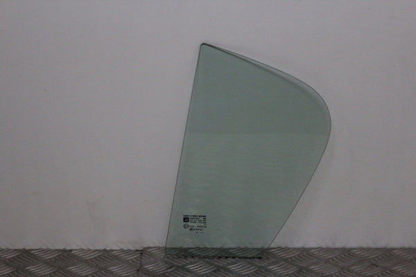 Opel Corsa Door Quarter Window Glass Rear Passengers Side (2008)