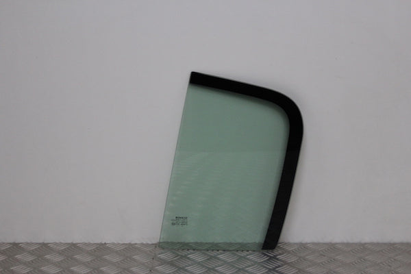 Renault Megane Door Quarter Window Glass Rear Passengers Side (2008)