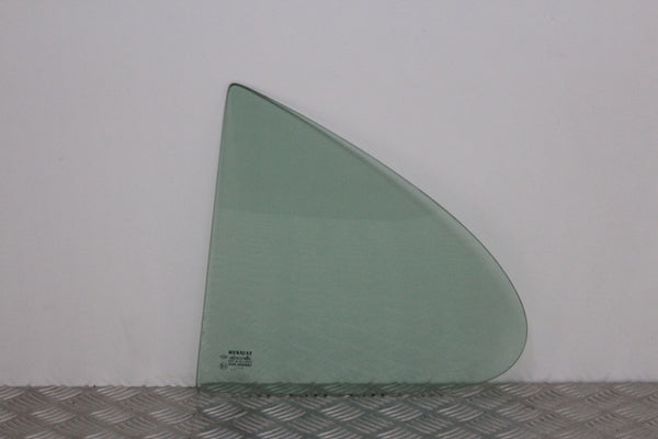 Renault Megane Door Quarter Window Glass Rear Passengers Side (2001)