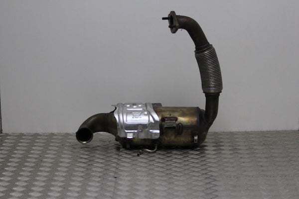 Ford Focus Exhaust Particulate Filter (2016)
