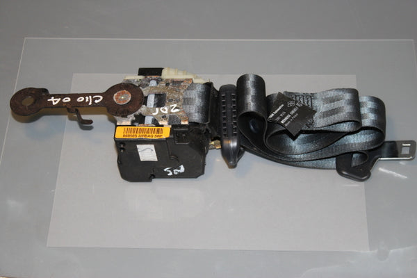Renault Clio Seat Belt Front Passengers Side (2002)