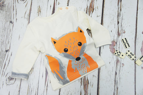 'Mr. Fox' Top