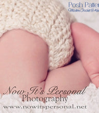 Load image into Gallery viewer, crochet diaper cover pattern