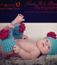 Load image into Gallery viewer, crochet leg warmers pattern
