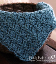 Load image into Gallery viewer, crochet pattern baby blanket