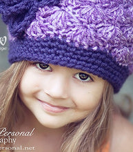 Load image into Gallery viewer, crochet hat pattern