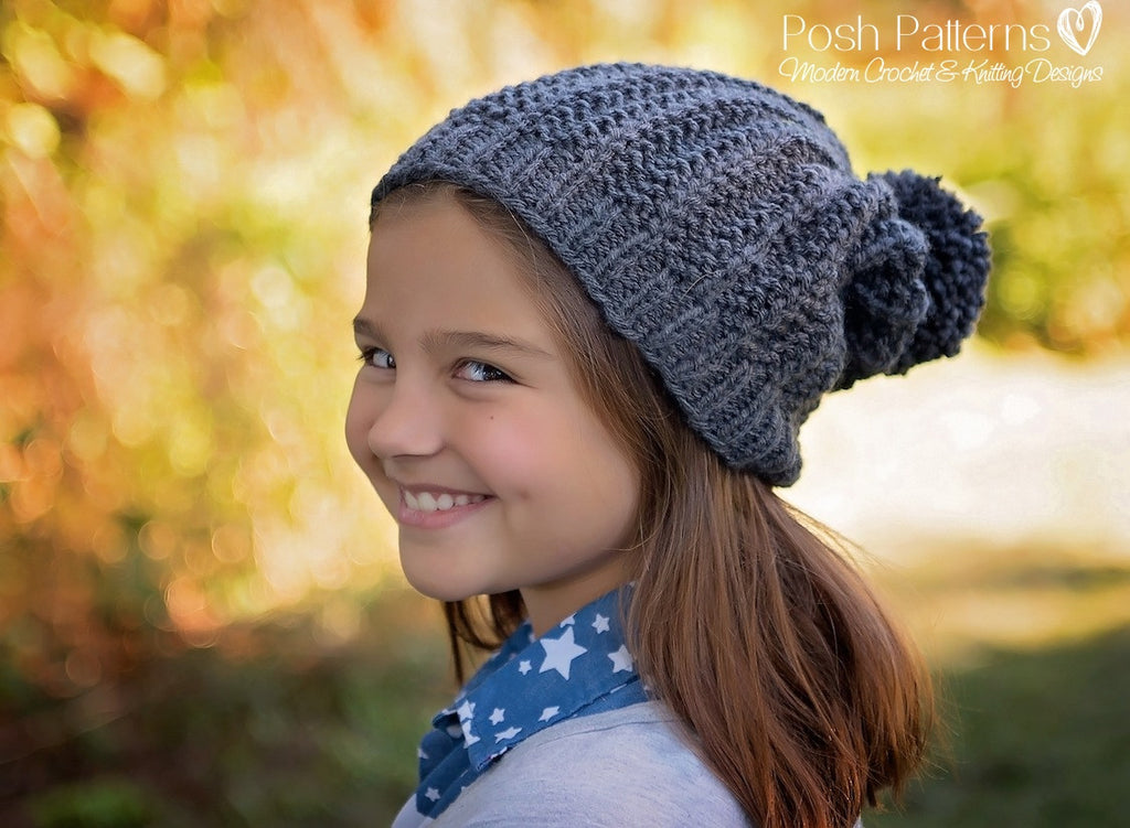 Knit Beanie Pattern Image Collections Handicraft Ideas Home Decorating