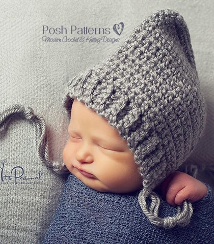 crochet pixie hat pattern
