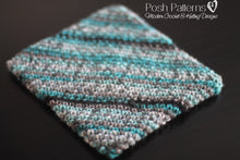 Load image into Gallery viewer, crochet pattern hot pad
