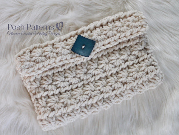 crochet wallet pattern