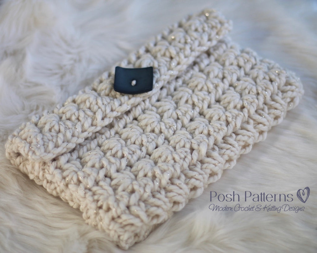 Crochet pattern crochet clutch pattern crochet purse pattern crochet pattern purse crochet clutch pattern bankloansurffo Gallery