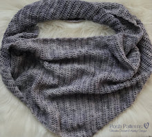Load image into Gallery viewer, crochet scarf pattern