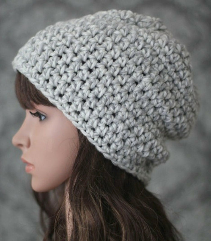 Crochet PATTERN - Easy Crochet Hat Pattern – Posh Patterns a3695bd1832