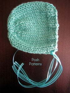 pixie hat knitting pattern