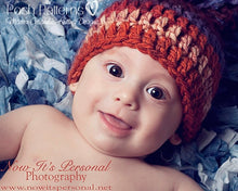 Load image into Gallery viewer, crochet baby beanie pattern