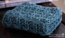 Load image into Gallery viewer, baby blanket crochet pattern