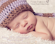 Load image into Gallery viewer, crochet pixie hat pattern