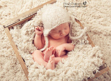 Load image into Gallery viewer, knit baby hat pattern