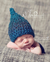 Load image into Gallery viewer, crochet gnome hat pattern