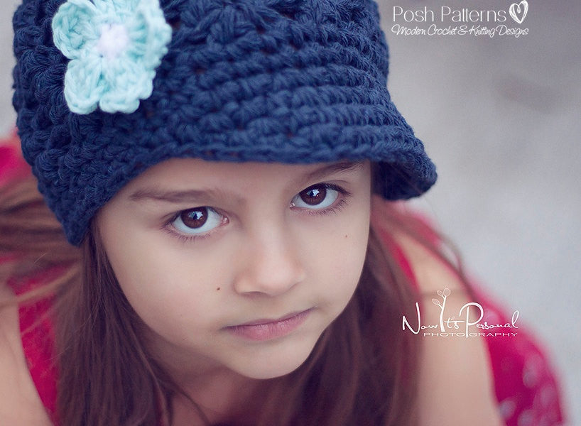 Knit Newsboy Hat Pattern Free Codes