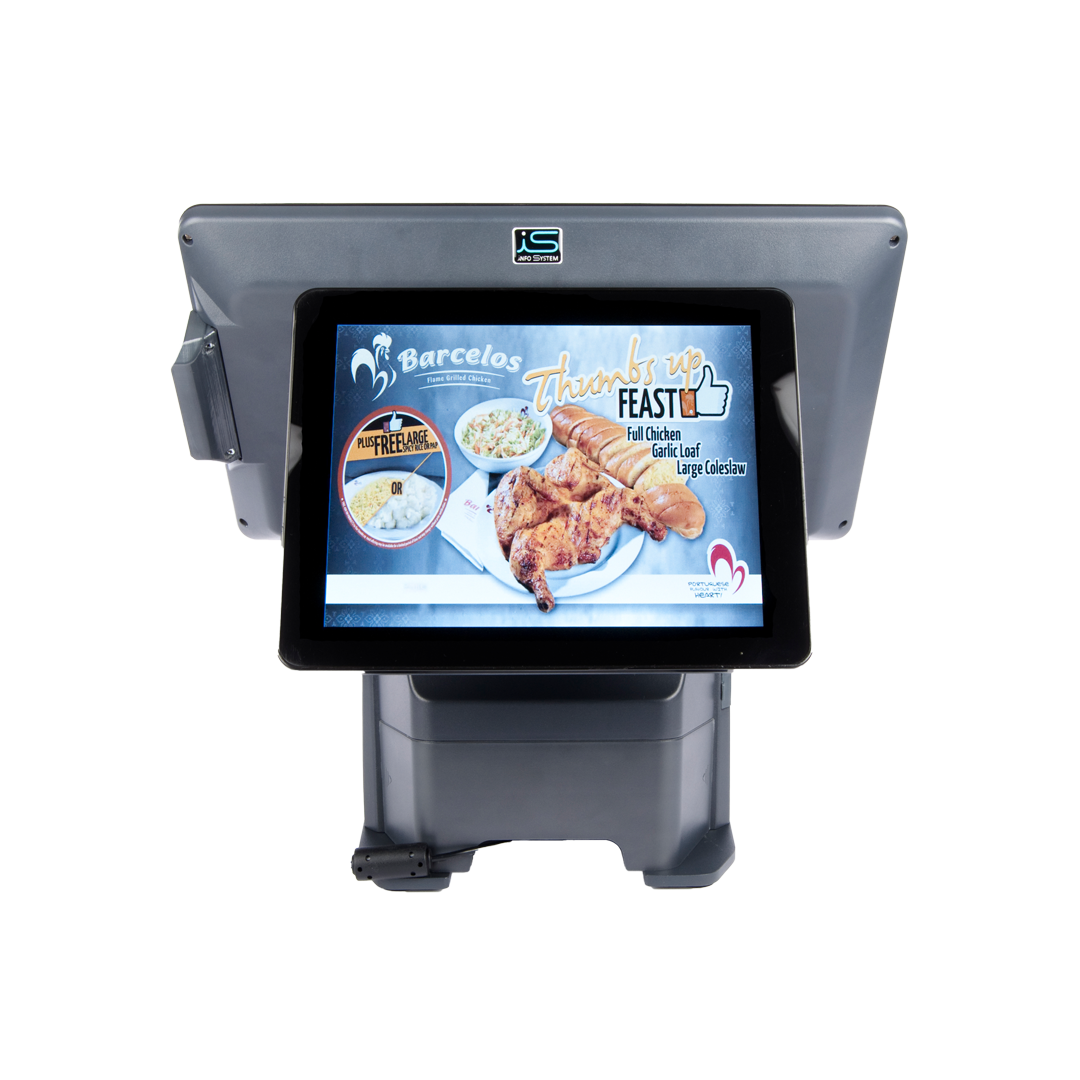 POS100 Key Features & Options