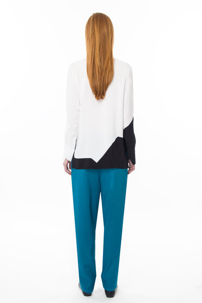GABY Trousers - Teal