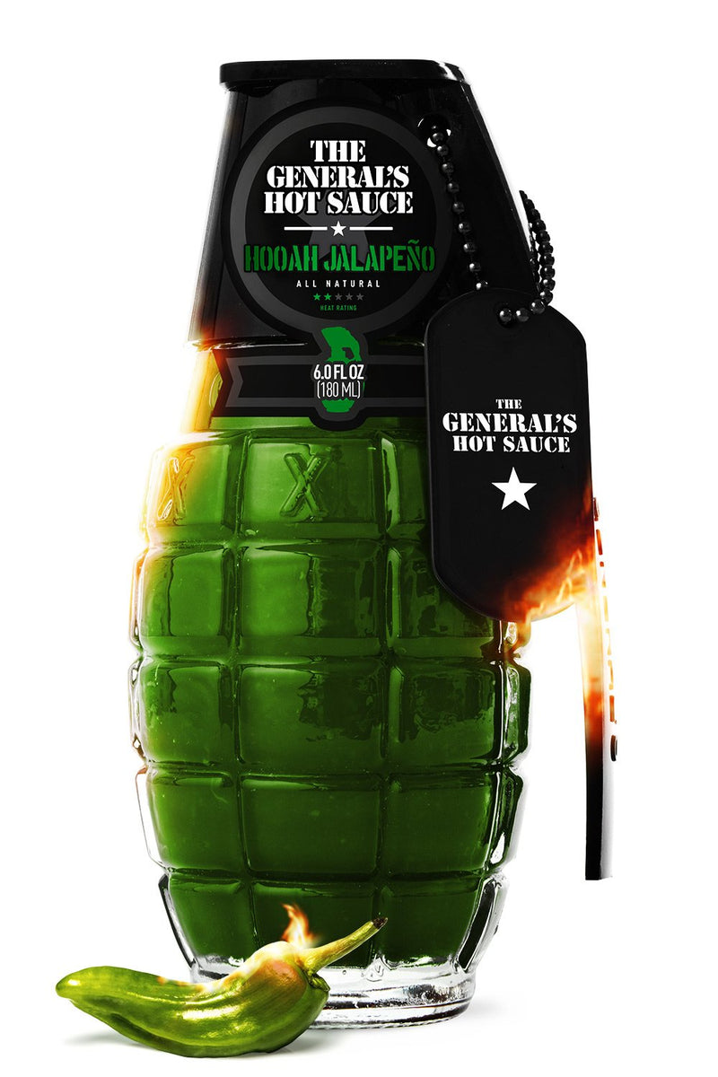 General's Hot Sauce