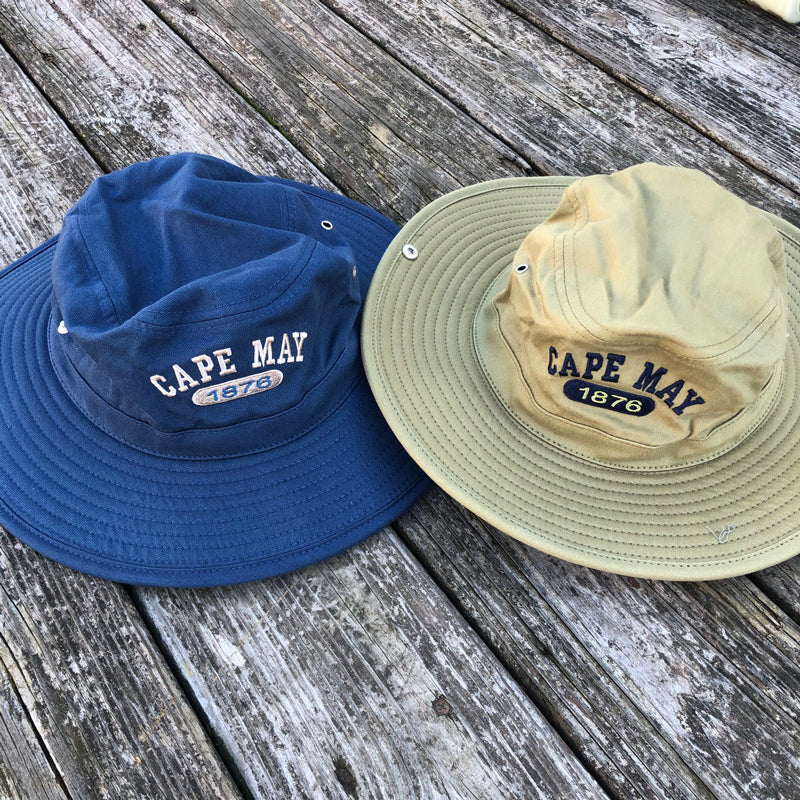Cape May 1876 Bucket Hat
