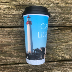 Cape May Lighthouse Travel Mug