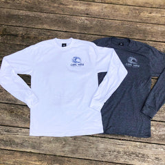 Cape May Wave LS Tee
