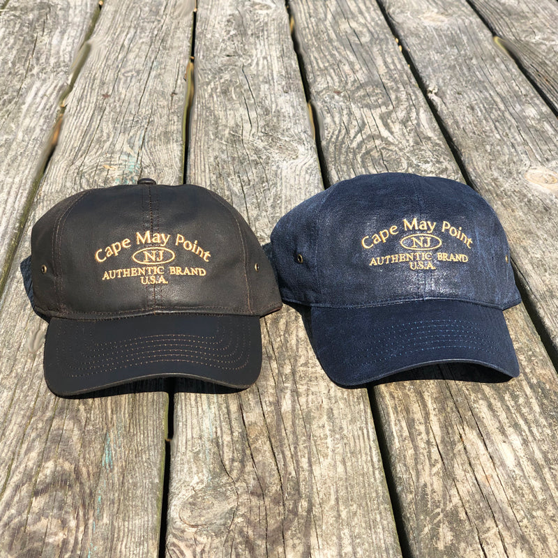 Cape May Point Authentic Brand Hat