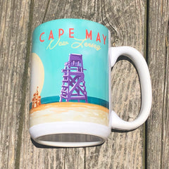 Beachy Mugs