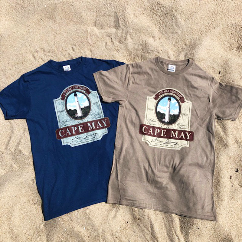 Cape May Lighthouse Tee