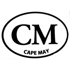 Cape May Decal