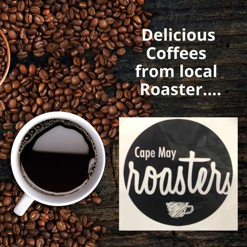 Cape May Roasters Coffee