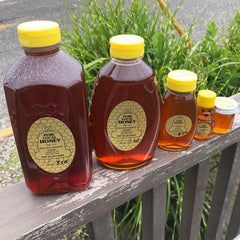 Local Honey from Golden Harvest Apiary
