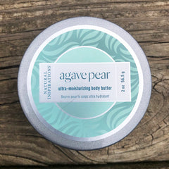 Agave Pear Ultra-Moisturizing Body Butter